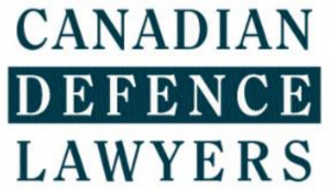 Canadian Defence Lawyers Logo